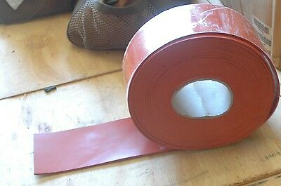 Solid Silicone Rubber Seal Pad 1/16 Thick x 4 Wide Heat Sealer Padding Strip /ft