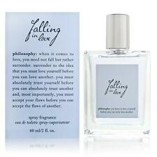 FALLING IN LOVE By Philosophy 2.0 oz 60 ml Women Perfume EDT Spray New In Box