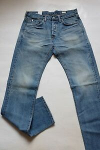 15 Selvage Nihon Edwin Ed Usato W34 Jeans Relaxed 55 I023654 luce L33 CX7Paqw