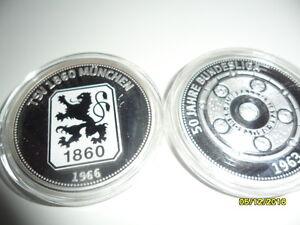TSV 1860 München Deutscher Meister 1966 50 Jahre Bundesliga 1963 - 2013