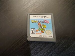 Yoshi's Island DS (Nintendo DS, 2006)  Cleaned   Tested   Authentic