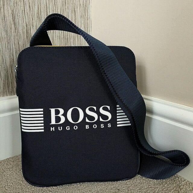 e3dc746d40 Hugo Boss Navy Blue Pixel S Envelope Crossbody Bag for sale online ...