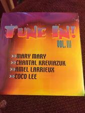 Tune In Vol III CD NIP 2000 Coco Lee Mary Mary Chantal Kreviazuk Amel Larrieux