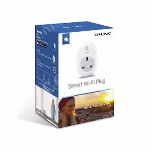 Diplomatique Neuf Tp-link Smart Wi-fi Smart Plug Hs100 Amazon Alexa Google Accueil < 00 >-afficher Le Titre D'origine