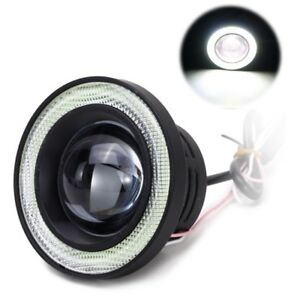 2Pcs-Car-COB-LED-Angel-Eyes-Fog-Light-Halo-Ring-Lens-Projector-DRL-Driving-Lamp