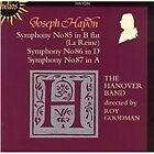 Franz Joseph Haydn - Haydn: Symphony Nos. 85, 86 & 87 (2003)