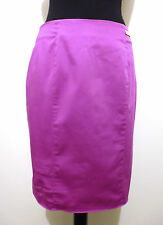 BLUMARINE Gonna Donna Cotone Woman Cotton Skirt Sz.XS - 38