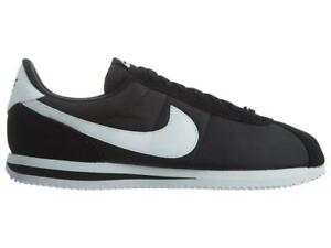 Nylon Hommes Basic Taille Nike Blanc 819720 011 Cortez 5 8 Noir O0EwAwx5q