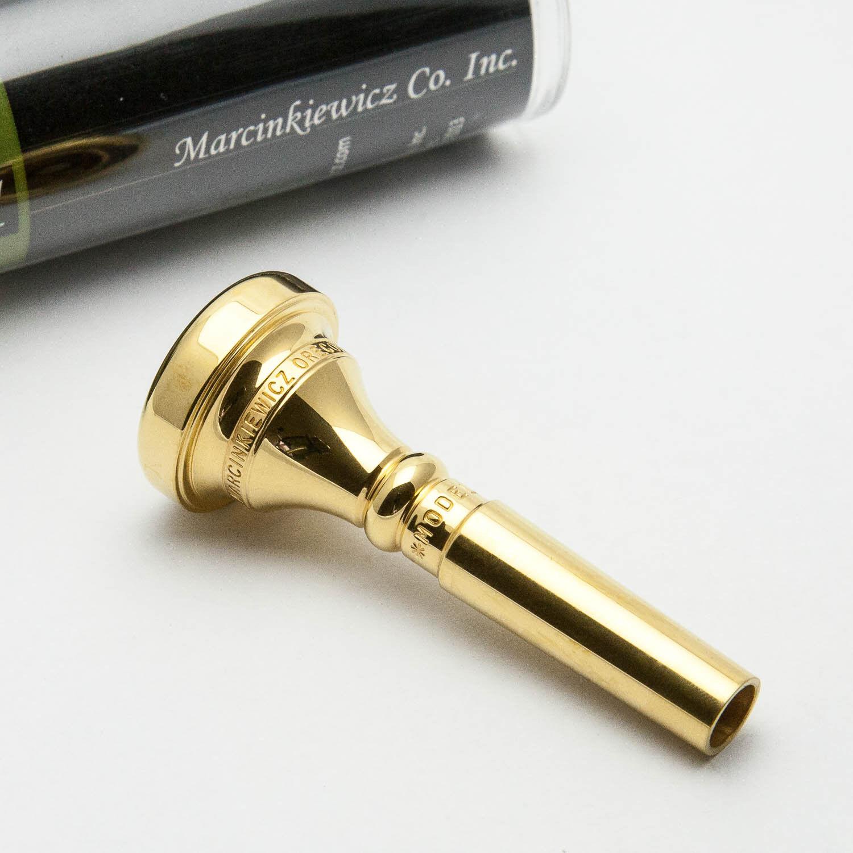 Original Marcinkiewicz 3fls 24k oro Fliscorno Boquilla Nueva Nueva Nueva 65d16f
