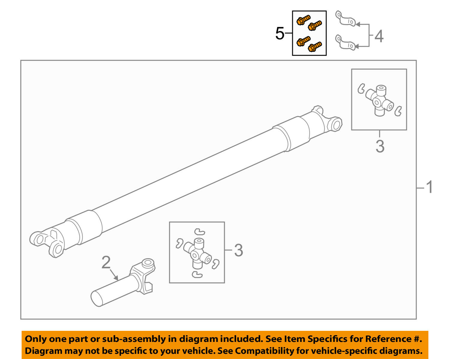 New Ford Oem Driveshaft Bolt 2010 F Series F1hz 4n272 A Ebay Truck Technical Drawings And Schematics Section G Drivetrain Norton Secured Powered By Verisign