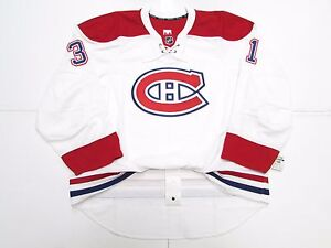 finest selection be402 2b11d Details about CAREY PRICE MONTREAL CANADIENS AUTHENTIC AWAY TEAM ISSUED  REEBOK EDGE 2.0 JERSEY