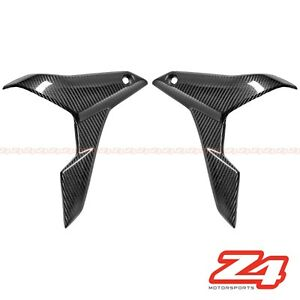 2011-2016-GSR-750-Front-Side-Radiator-Cover-Panel-Cowling-Fairing-Carbon-Fiber