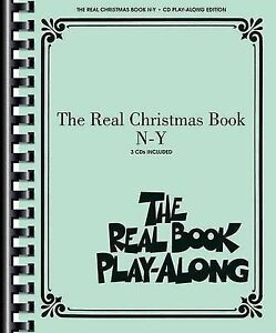 The-Real-Christmas-Book-Vol-N-Y-CDs-Only-by-Hal-Leonard-Publishing-Corporatio