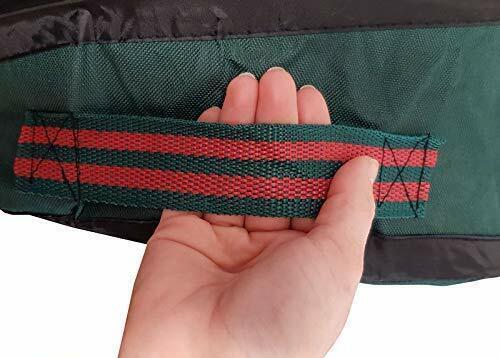 Gartensack 170Ltr Pop-Up Polyester Oxford 600 Premium Qualität selbstaufstellend
