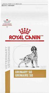 Royal Canin Veterinary Diet Urinary SO Dry Dog Food 6.6 lb