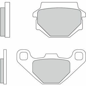 Pair-Brake-Pads-PRC-Kawasaki-500-Kle-LE500A-1991-2007