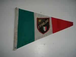 Bootswimpel-Italien-Flagge