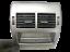 miniature 1 - Douche à air Buse d'air centre AR pour Jaguar XF X250 08-11 8X23-5467446-A