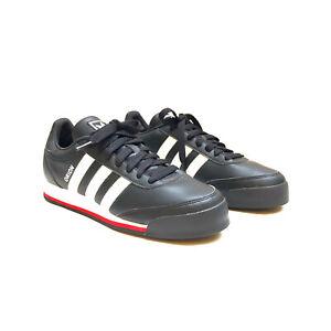precio loco estilos de moda diseñador nuevo y usado Adidas!!! Cool para Hombres 'Adidas-Orión Entrenadores Negro Y Blanco | eBay