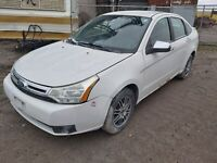 **OUT FOR PICKING!!** WS6477 2011 FORD FOCUS Woodstock Ontario Preview