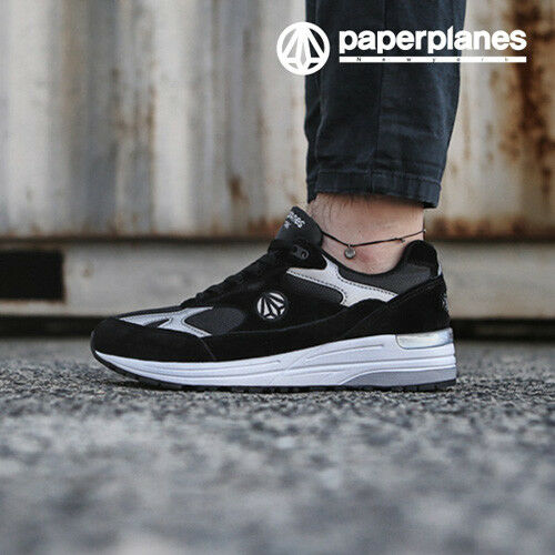 Paperplanes Mens Athletic shoes Fashion Walking Running Sneakers 1418 BK