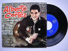Alberto Cortez - Ay Vera, Sabor A Mi, O' Monica, Porque Amor, HX-007-18 EP