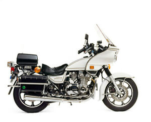 1987 Kawasaki KZ1000P Police custom   Flickr - Photo Sharing!