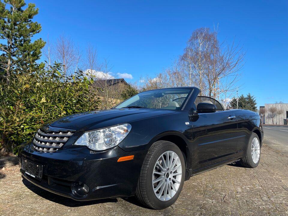 Chrysler Sebring, 2,7 Cabriolet Limited aut., Benzin