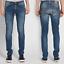 Nudie-Herren-Slim-Tapered-Fit-Jeans-Hose-Lean-Dean-Kleine-Fehler-NEU Indexbild 7