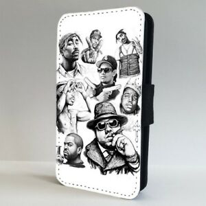 Details about Biggie Eazy E Ice Cube NWA Legends FLIP PHONE CASE COVER for IPHONE SAMSUNG