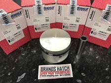 4 x FORD 2.0 OHC PINTO MAHLE PISTONS +0.5mm - High Compression