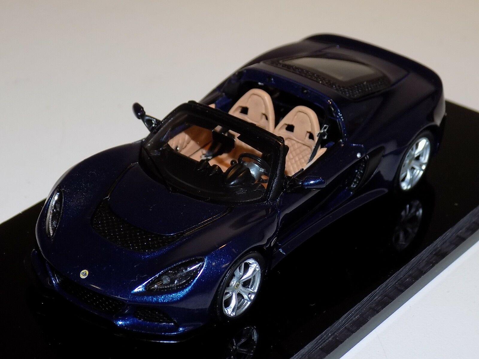 1 43 Spark Street Lotus Lotus Lotus Exile S Roadster  in bluee  S2223 102394