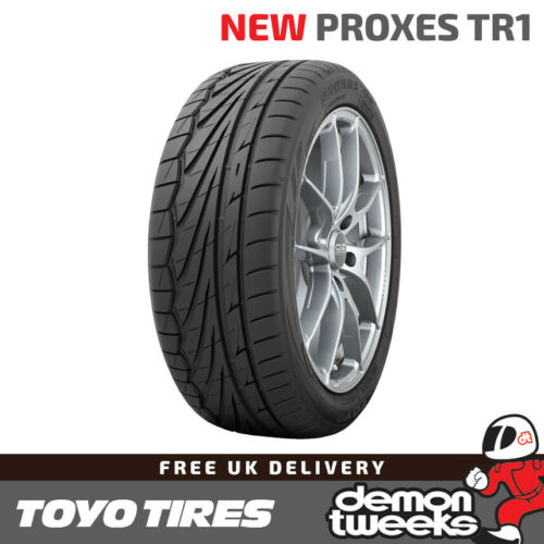 1 x 225//45//16 R16 93W XL Toyo Proxes TR-1 Road Tyre TR1 2254516 New T1-R
