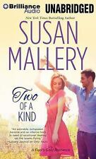 Fool's Gold: Two of a Kind 12 by Susan Mallery (2014, CD, Unabridged)