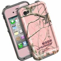 Lifeproof 1008 Ultra-slim Fre Waterproof Protective Case For Iphone 4/4s.