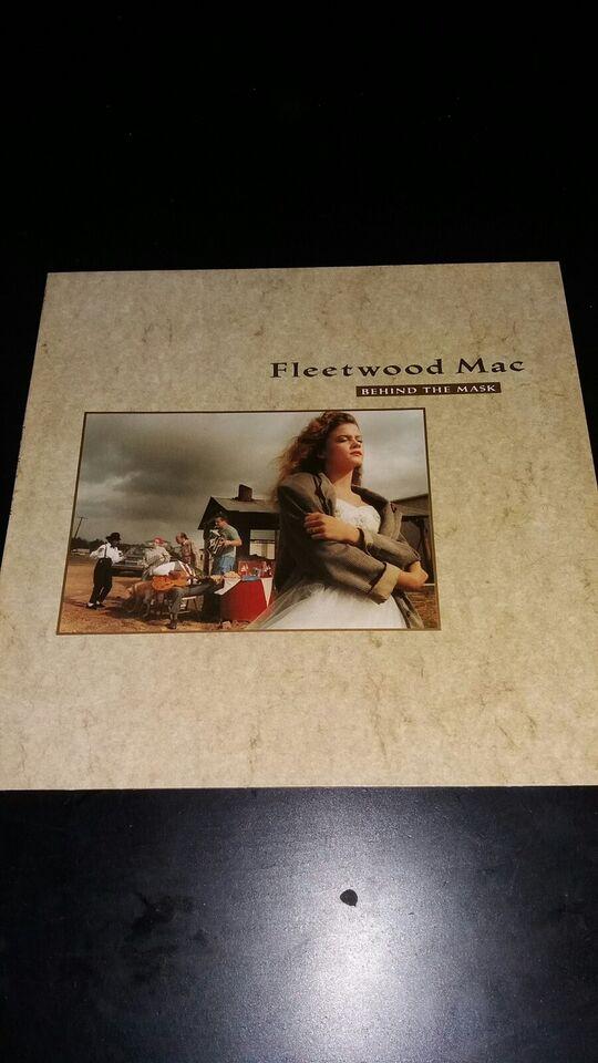 LP, Fleetwood Mac, Behind the mask