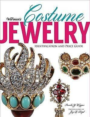 Identification and Price Guide Warman/'s Costume Jewelry Paperback by Wiggi...
