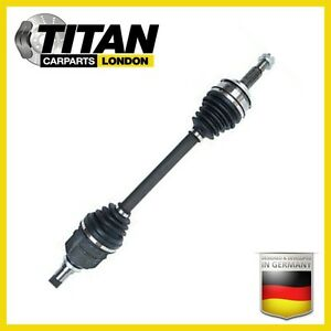 DRIVE SHAFT AXLE FITS FOR TOYOTA AURIS COROLLA 1.4 1.6 1.8 2006-2012 RIGHT HAND
