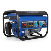 EBERTH 6.5HP 4.8kW petrol generator portable gasoline 4 stroke engine AVR 3000W