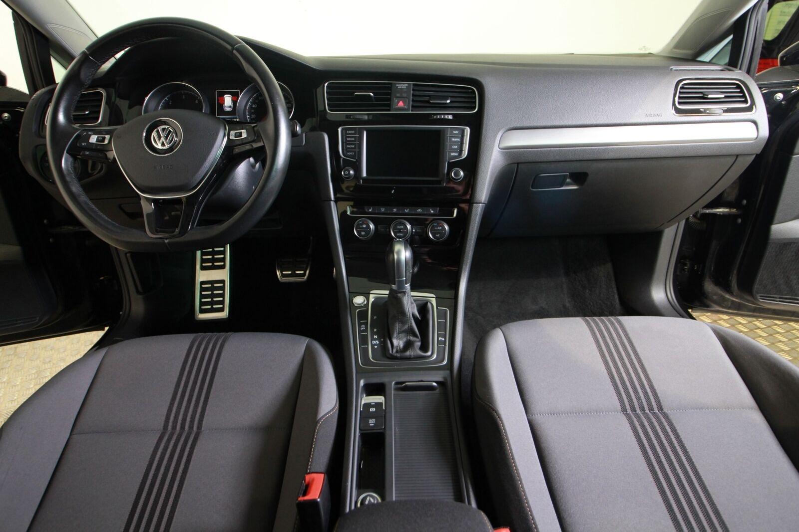 VW Golf VII TDi 150 Allstar Variant DSG