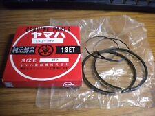 NOS Yamaha CT1 CT-1 175 Standard STD Piston Ring Rings Set 251-11601-00