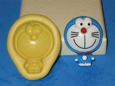Doraemon Silicone Push Mold A142 For Craft Topper Resin Sugar Chocolate Fondant