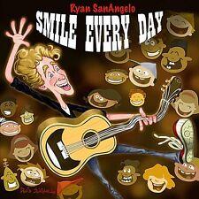 Ryan SanAngelo-Smile Every Day CD NEW