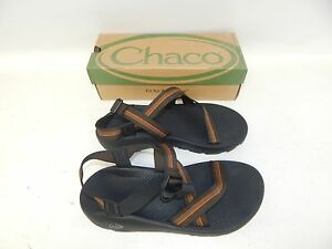 3f2940447970 New Chaco Men s Z1 Unaweep Zip Brown Two Sport Sandals Size 15 ~ Eu ...