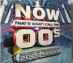 Now-That-039-s-What-I-Call-00s-Various-Artists-3xCD-New-Sealed-Free-P-amp-P