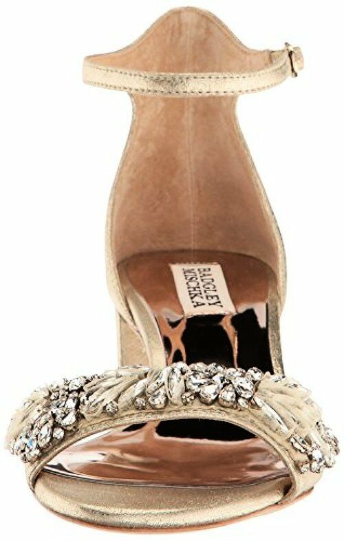 Badgley Mischka donna Tamara Dress Sandal- Sandal- Sandal- Pick SZ colore. fa9bdf