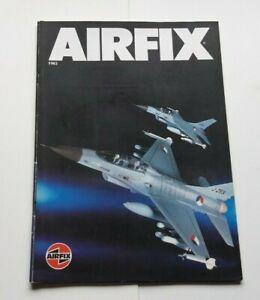 AIRFIX-CATALOGUE-ANNEE-1982