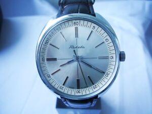 RAKETA-TOP-NEW-Vintage-Soviet-Russia-Men-039-s-Watch-Mechanical-Poljot-Vostok-Slava