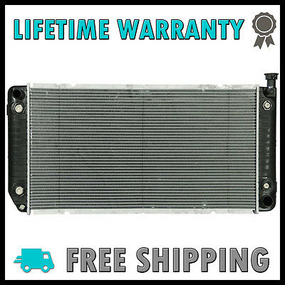 COMPARE RATINGS 4.3 V6 5.0 5.7 V8 W// EOC NEW RADIATOR #1 QUALITY /& SERVICE