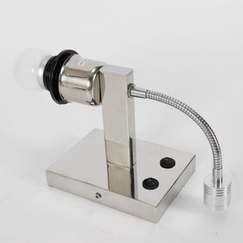 interrupteur Moderne LED murmures chambre lampe de chevet lampe de table lumière de couloir lampe de lit